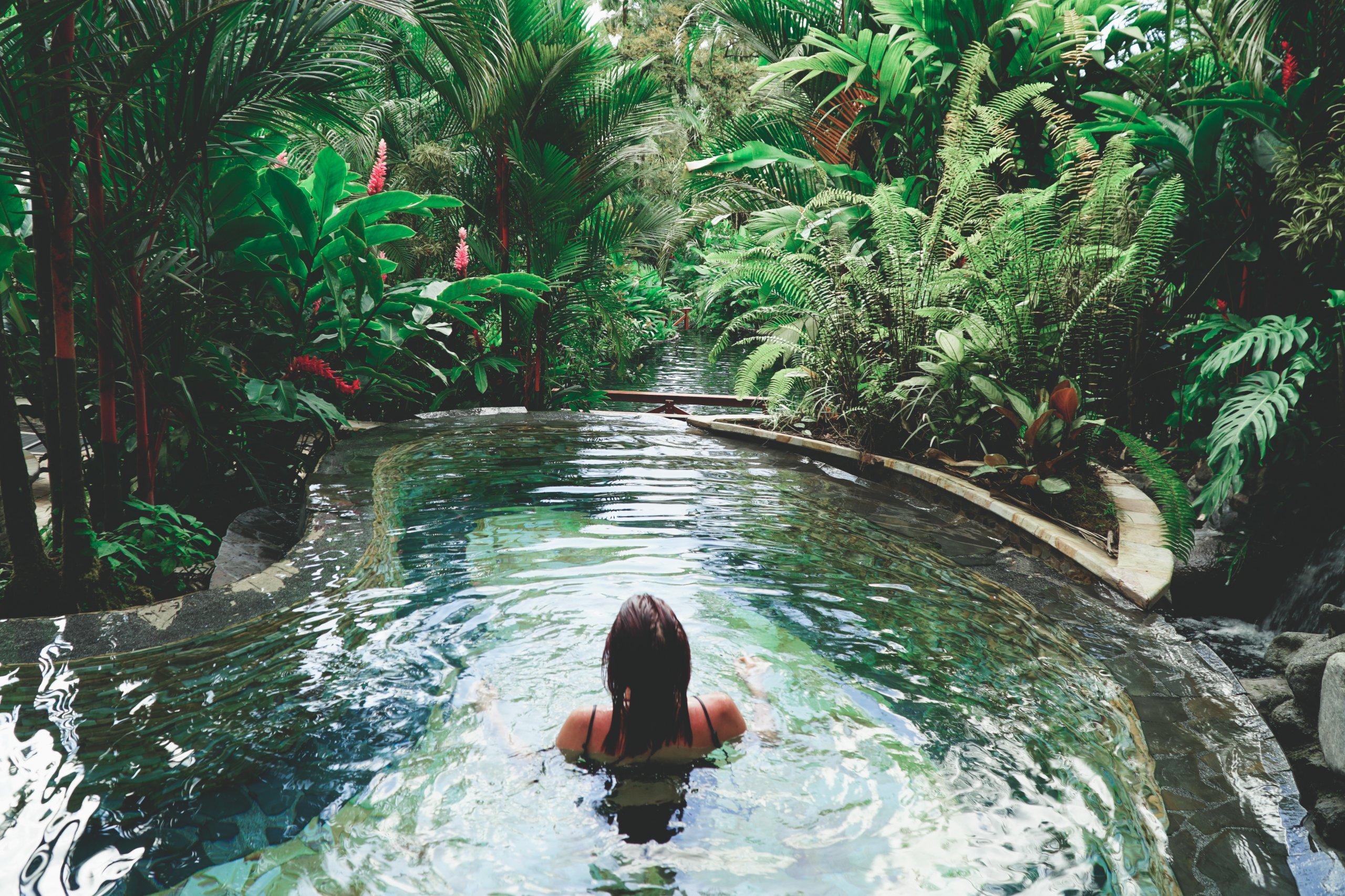 Termalitas Del Arenal Hot Springs Costa Rica