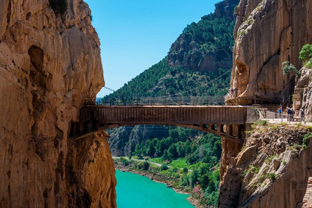 The Most Dangerous Hike in the World – Caminito del Rey